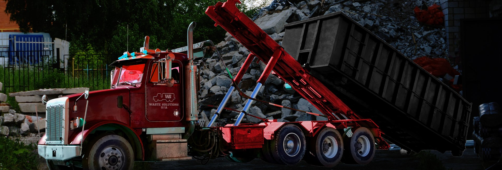 Waste Solutions USA